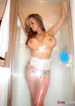 Gisele Candid Pictures