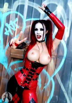 Harley Quinn By Starfucked