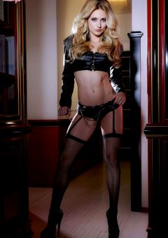 Hayley Ryder Rocks The Fetish Look – Set One