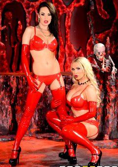 Horny Hosts Of Hell – Alektra Blue Nikki Benz – Dirty Masseur