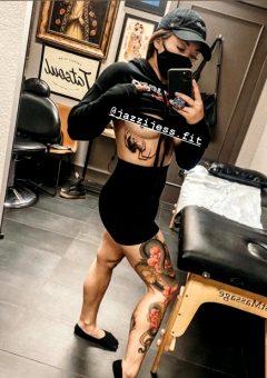 I Got New Tattoos ? Jazzijessica