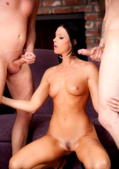 India Summer And Dane Cross And Patrick J Knight