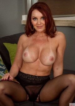 Janet Mason My Friends Hot Redhead Mom