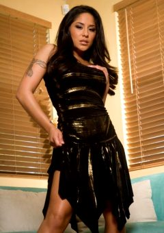 Jenaveve Jolie Latina Goddess