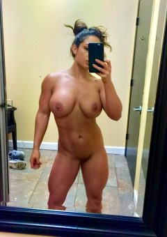 Kaitlyn's Perfectly Fit Nude Body