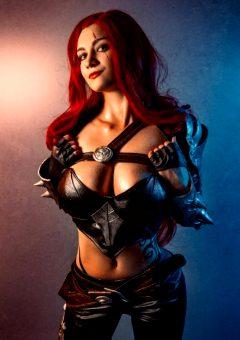 Katarina By Ponechka_cosplay