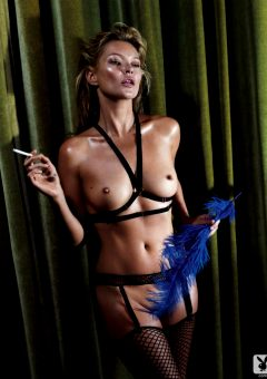 Kate Moss In Celebrity Nudes Vol 2 By Playboy Plus
