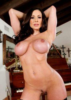 Kendra Lust Milf Stripping