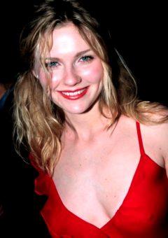 Kirsten Dunst Red-hot