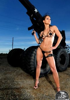 Kristina Walker Warzone Actiongirls Aka Melisa Lexa