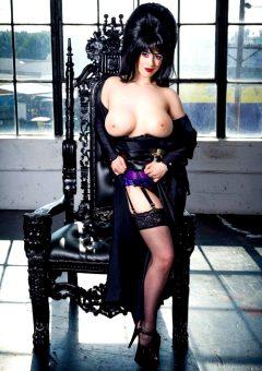 Larkin Love As Elvira