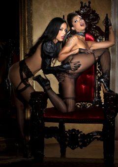 Layla Sin And Skin Diamond – Getting It On – Set Five Of Six
