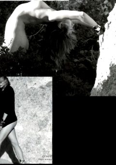 Leelee Sobieski, French Fashion Magazine