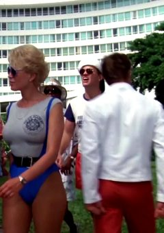 Leslie Easterbrook – Police Academy 1, 3, 4, & 5