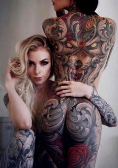 Lisa Kroiss And Makani Terror
