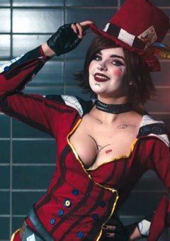 Mad Moxxi By Tara.cosplay