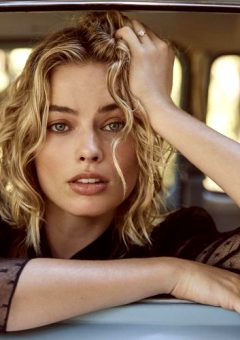 Margot Robbie Is Perfect