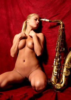 Marla Saxophonist