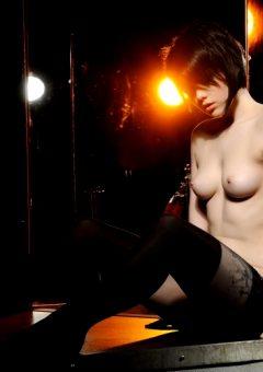Mellisa Clarke Just Topless