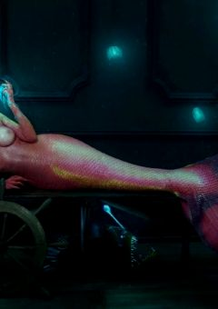 Mermaid By Jannetincosplay