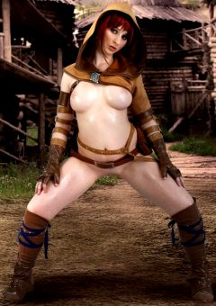 Miette From Cosplay Erotica