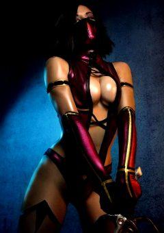 Mileena From Mortal Kombat By AsherWarr