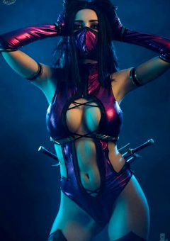 Mileena From Mortal Kombat By Kristen Lanae Cosplay