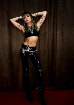 Miley Cyrus Insta Pic