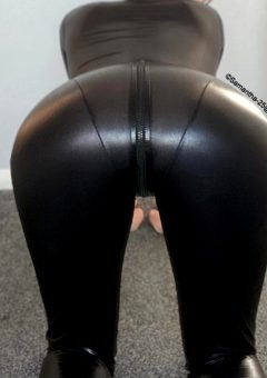 My Favourite Position, With The Zip Open Of Course ?