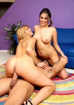 Nella Jay And Robbye Bentley Cant Resist Fit Studs Cock