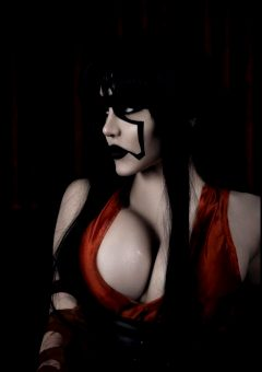 Nightsister Silri By Kalinka Fox