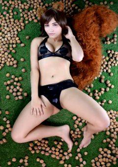 No Nut November Squirrel By Gunaretta Cosplay