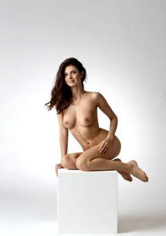 Nsfw Brunette Femjoy