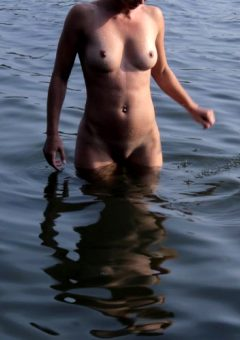 Out In The Water