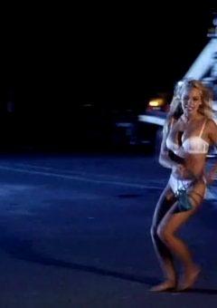 Pamela Anderson In Raw Justice