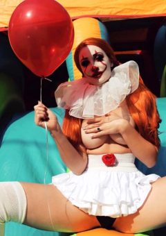 Pennywise By Holly Wolf