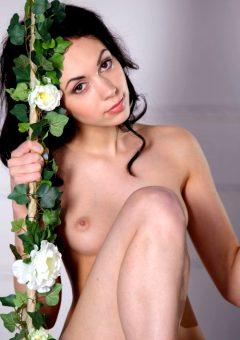 Photoset Nudity Black Hair