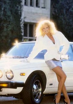 Playboy playmates of the year and their cars