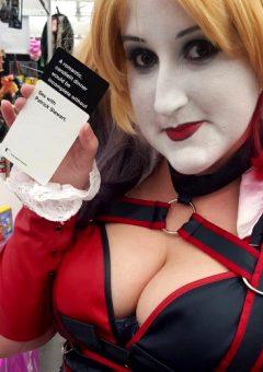 Princessjazzcosplay As Arkham City Harley Quinn