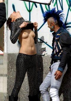 Public Nudity by Silentjesus