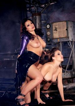 Ryan Keely And Aria Giovanni – The Boiler Room