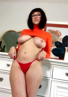 Sabrina Nichole As Velma