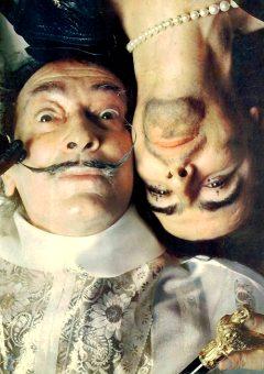 Salvador Dali Met Alice Cooper