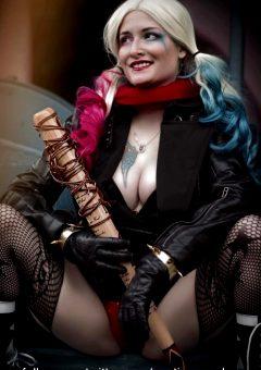 SELF Negan / Harley Quinn Mashup By Jade Stone! Hope You Like!