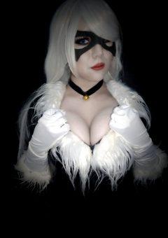 Sexy Blackcat By Vanysher_ Https://ko-fi.com/vanysher