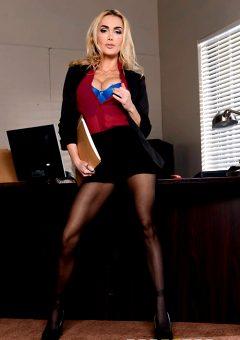 Sharing The Secretarydevonbig Tits At Work
