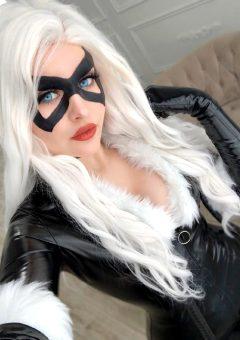 Spiderman – Black Cat By Ri Care
