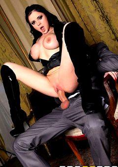 Spy Hard 2 – Anastasia Brill – Pornstars Like It Big
