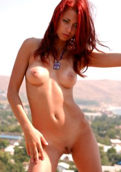 Teen Hottie Rudy Top Of The Hill Zemani