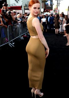 The Ass On Madelaine Petsch